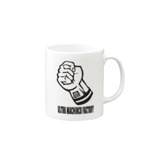 ULTRA MACHINKO FACTORY#02 Mugs