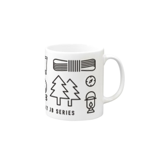 GL-CAMP-BK Mugs