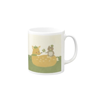ema-emama『happiness-clover』 Mugs
