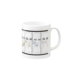 太陽系マグカップ Mugs