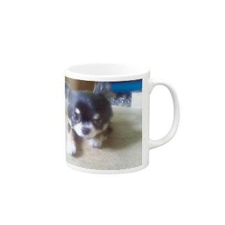 ロビン Mugs