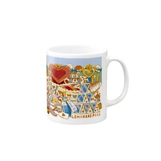 アリスなお茶会 Mugs