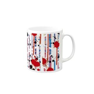 8月NEW「グランジ」 Mugs