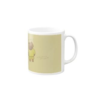 who am I? ベア Mugs