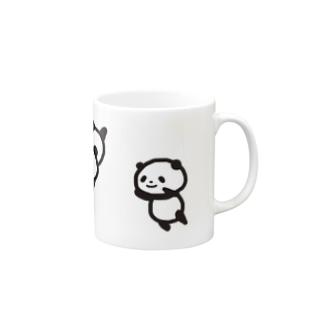 しのぱん着地失敗 Mugs