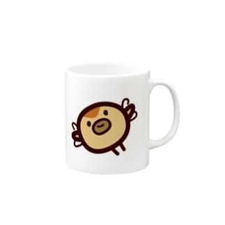 チュン坊のマグカップ Mugs