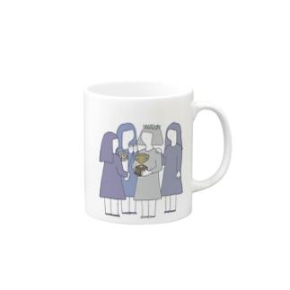 いやなお祝い Mugs