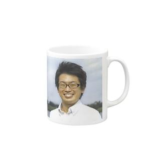 男性の写真 Mugs