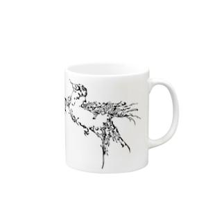 渡り鳥 Mugs