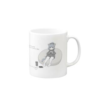 Play the game めゆるのアイテム Mugs