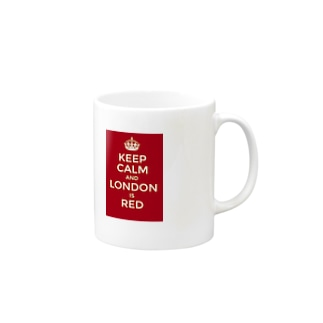 London isRED Mugs