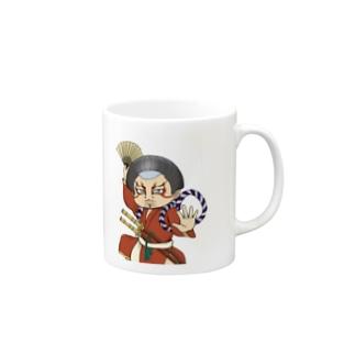 よ〜ぉぉぉ!! Mugs