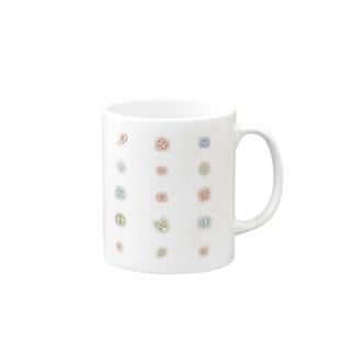 スキルアイコン Mugs