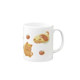 オムネコ Mugs