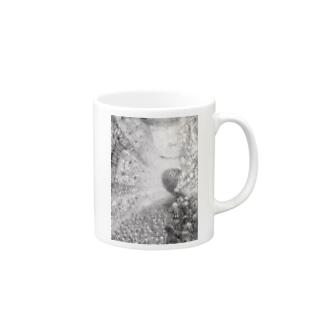 「泥海の浮き城」のお祭り Mugs