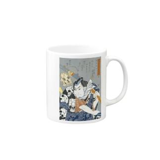 浮世絵 Mugs