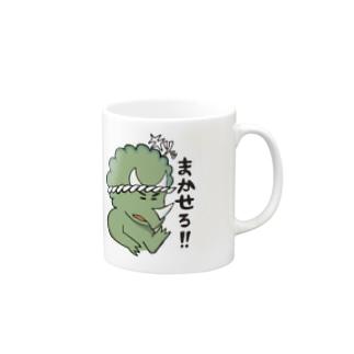 タヨレル・トリケラ Mugs