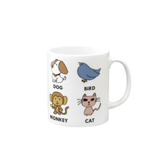 FRIENZOO マグカップ Mugs
