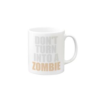 ゾンビにならないで! Mugs