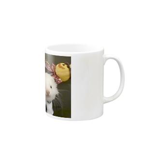 ハウトのハロウィン Mugs