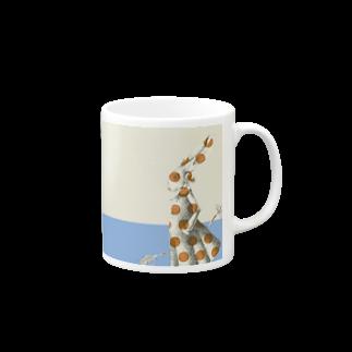 松野和貴の化けの皮マグーウサギーマグカップ