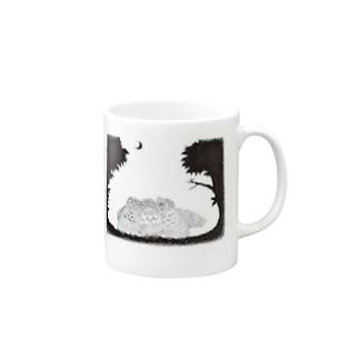 タチヨタカ Mugs