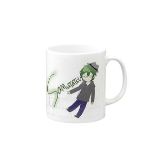 SaMuTaTsuオリジナルグッズ第一弾 Mugs