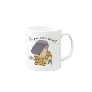Do you want candy? Mugs