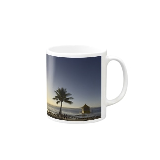 Coolangatta beach Mugs
