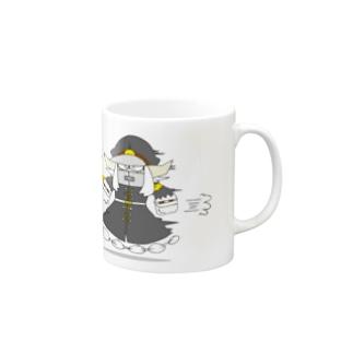 きかんしゃドーマス Mugs