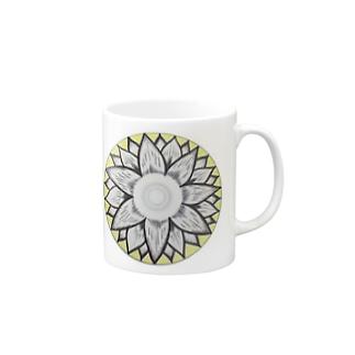 お花CD Mugs