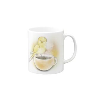 ほっこりカフェ おつかれさまの一杯 Mug