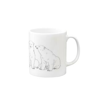 おしゃべり Mugs