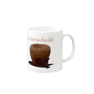 フォンダンショコラ サコッシュ Mugs
