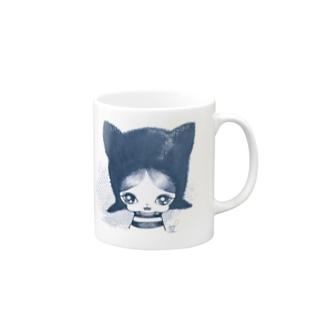 cat boy マグカップ