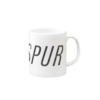 SPUR マグカップ