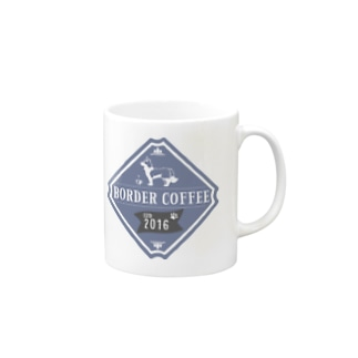BORDER COFFEE Mugs