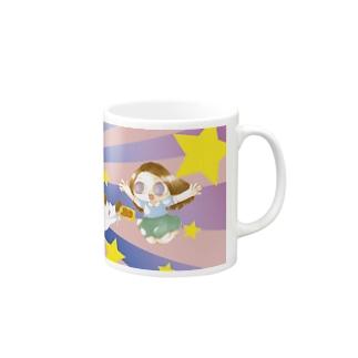 ハピバ Mugs