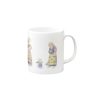 People Tibet-0001 Mugs