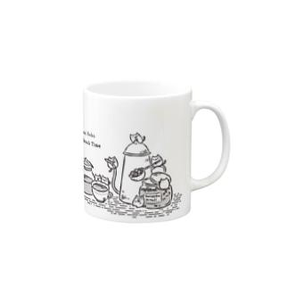 ちいさいねこ Coffee! Mugs
