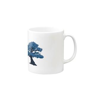 DOT BONSAI Mugs
