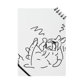 うさぎむすこ(黒3) ノート
