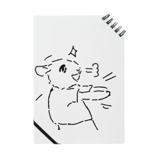うさぎむすこ(黒4) ノート