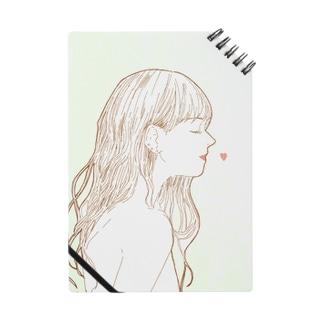 GIRL ノート