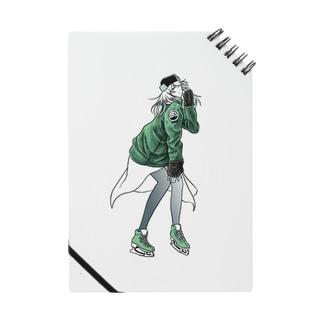 スケート靴 Notes