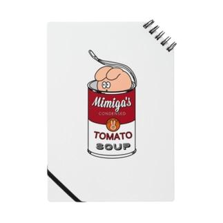 ミミ缶 ノート