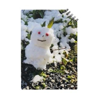 matsunomiの雪だるまウサギ Notes