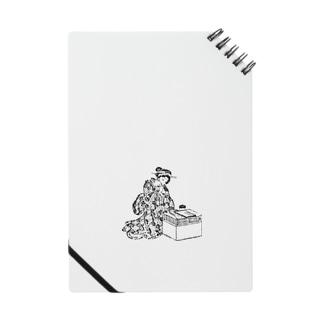 猫の浮世絵・草紙の猫を抱く美女 Notes