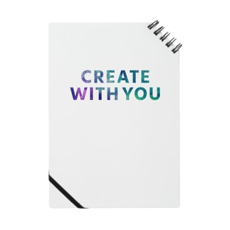 CREATE WITH YOUシリーズ Notes