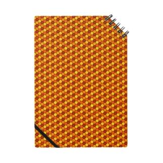 幾何学模様(オレンジ) Notes